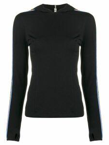 No Ka' Oi fitted hoody - Black
