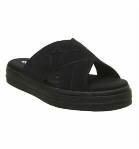 Converse One Star Sandal BLACK MONO