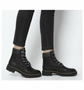 Timberland London Square 6 Inch Boot JET BLACK
