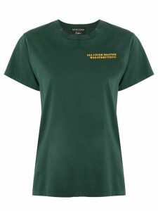 Monogram All I Ever Wanted T-shirt - Green