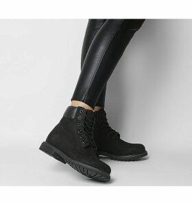 Timberland Premium 6 boots BLACK