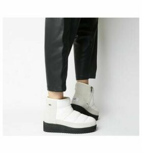 UGG Ridge Mini WHITE