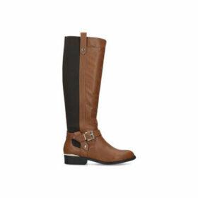 Womens Taylor High Leg Boots Carvela Comfort Tan, 7 UK