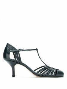 Sarah Chofakian Chamonix sandals - Blue
