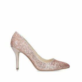 Womens Flagship 95 Mm Heel Courts Nine West Pale Pink, 5 UK