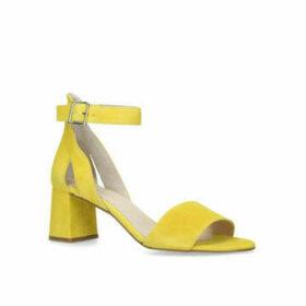 Womens Shoe The Bear May Smay S High Heel Summer Shoe The Bear Yellow, 5.5 UK