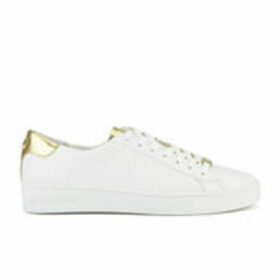 MICHAEL MICHAEL KORS Women's Irving Lace Up Trainers - White - UK 8/US 11