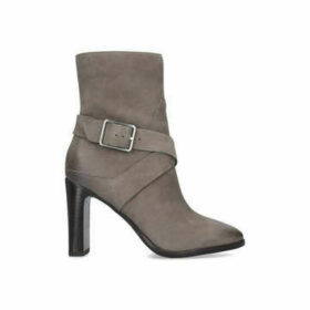 Womens Coinia Mid Heel Ankle Boots Aldo Grey, 3.5 UK
