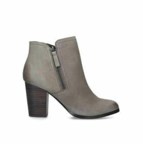 Womens Emely Mid Heel Ankle Boots Aldo Taupe, 5.5 UK