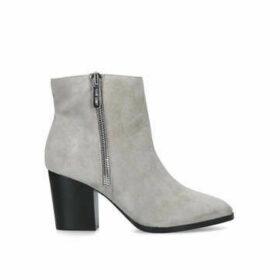 Womens Niomi Ankle Boots Nine West Grey/Dark, 10 UK