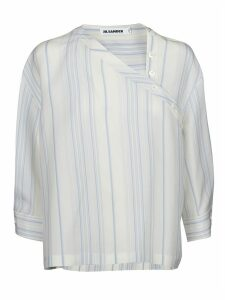 Jil Sander Glue Striped Top