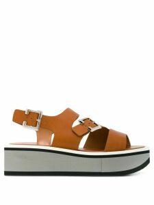 Clergerie Ulysse sandals - Brown