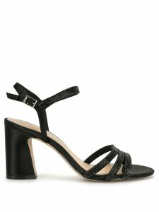 Badgley Mischka Brighton strappy sandals - Black