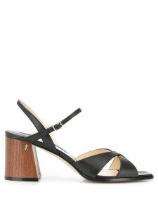 Jimmy Choo Joya 65mm sandals - Black