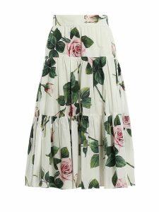 Dolce & Gabbana Skirt Rose