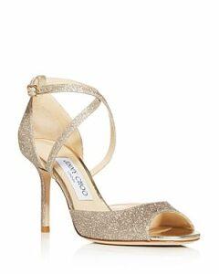 Jimmy Choo Women's Emsy 85 High-Heel Sandals