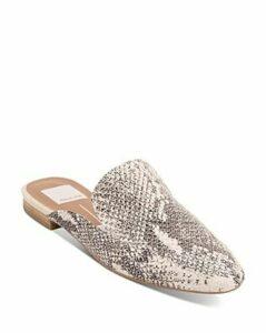 Dolce Vita Women's Halee Slip On Mule Flats