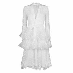 Philosophy di Lorenzo Serafini Tulle Mid Dress