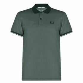 CP Company Short Sleeve Polo Shirt