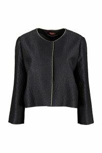 Max Mara Studio Samara Brocade Jacket
