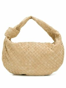 Bottega Veneta medium BV Jodie shoulder bag - NEUTRALS