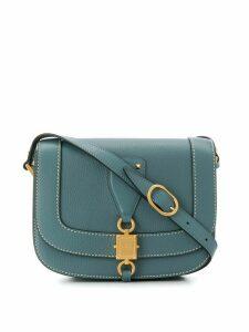 Valentino Valentino Garavani VLOCKER crossbody bag - Blue