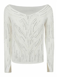Ermanno Scervino Jumper In Cotton