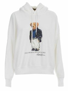 Polo Ralph Lauren Sweatshirt W/hood And Teddy