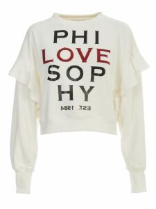 Philosophy di Lorenzo Serafini Sweatshirt Crew Neck Love