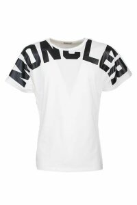 Moncler Logo Cotton T-shirt