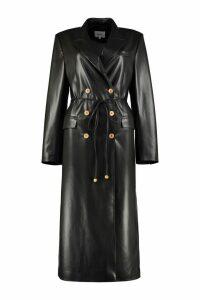 Nanushka Double-breasted Coat
