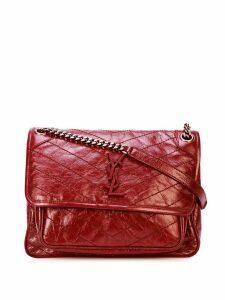 Saint Laurent large Niki bag - Red