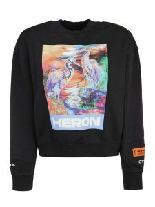 HERON PRESTON Felpa Heron Color