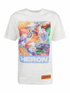 HERON PRESTON T-shirt Ss Ov Heron Birds