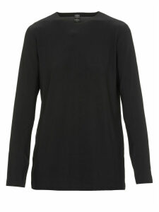 Norma Kamali Plain Color Sweater