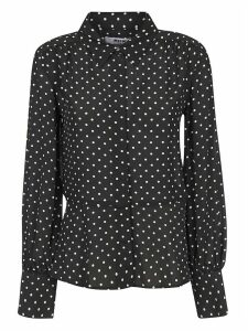MSGM Polka-dot Top