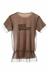 RED Valentino Red Ballet T-shirt