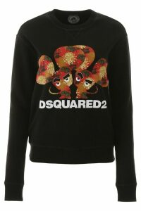 Dsquared2 Mouse Print Sweatshirt