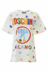 Moschino Magnets Print T-shirt