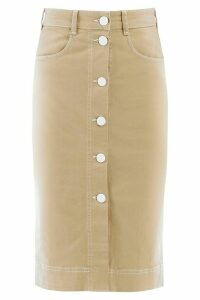 See by Chloé Cotton Skirt