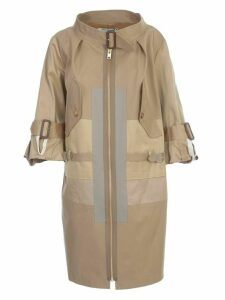 Junya Watanabe Comme Des Garçons Cotton Oversize Overcoat