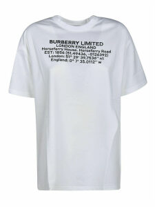 Burberry Limited T-shirt