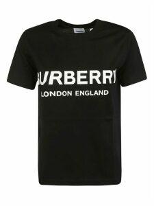 Burberry Logo Print T-shirt