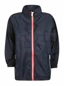 Prada Mid-stripe Zipped Jacket