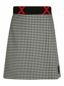 Miu Miu Straight Waist Skirt