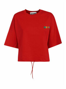 Moschino Small Logo Oversized T-shirt