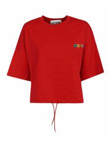 Moschino Small Logo Oversized T-shirt