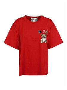 Moschino Logo Oversized T-shirt