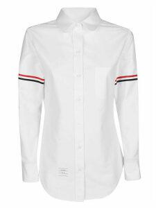 Thom Browne Stripe Detail Shirt