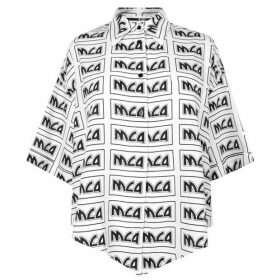 McQ Alexander McQueen Logo Short Sleeve Shirt